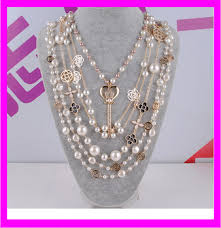 chunky pearl fashion necklace images Kd2044 fashion korean big chunky pearl necklace buy pearl jpg
