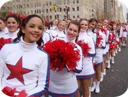 varsity macy s thanksgiving day parade 2011