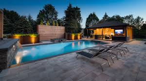 in ground swimming pool design install u0026 service pool craft