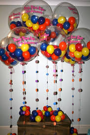 balloon centerpiece ideas balloons decoration ideas crafty image on bbaccfb balloon