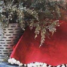 Christmas Tree Skirt Burlap Tutorials Archives The Burlap Cottage