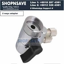 Brita Water Filter Faucet Adapter 360 Rotate Swivel Water Saving Tap Aerator Diffuser Faucet Nozzle