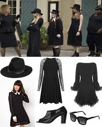 American Horror Story Halloween Costumes Inspired Ahs Witches Ahs Coven Diy Witch