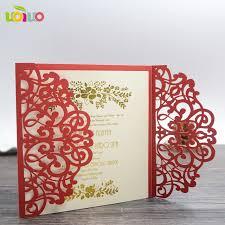 free invitation cards free shipping bengali wedding invitation card arabic wedding