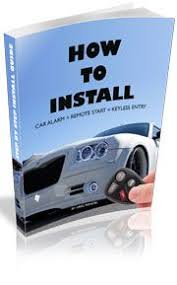 car alarms and security systems encore e7 2 way remote start