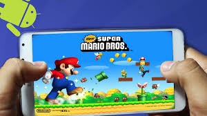mario android new mario bros android tu android personal
