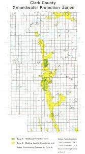 Map Of Sd Groundwater Protection