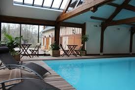 chambre d hote avec piscine int駻ieure maison d hôtes du clos devalpierre avec piscine d intérieur chambre