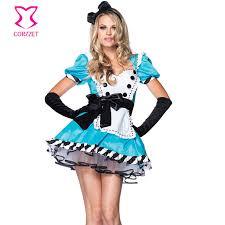 Maid Costumes Halloween Cheap Dirndl Halloween Costume Aliexpress
