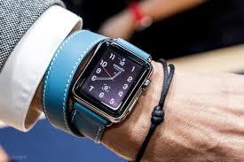 Unique Gadget by Apple Watch Hermes First Fashion Partnership Creates Unique