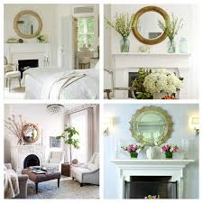 Fireplace Mantel Decor Ideas by Best 25 Over Fireplace Decor Ideas On Pinterest Mantle