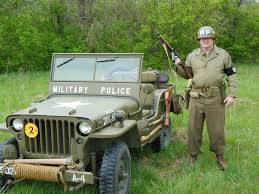military police jeep wwii soldier study military policeman 503rd mp bn by mudbogz on