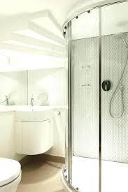 Bathroom Corner Showers Smallest Corner Shower Limette Co