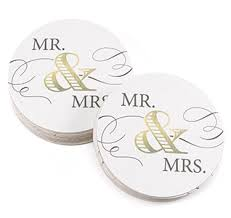 wedding coasters coaster favors wedding coaster favors