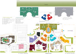 Florida Mall Store Map by Property Map