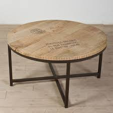 small round coffee table furniture reclaimed wood small round coffee table with metal legs