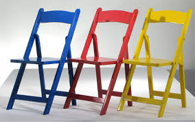 wooden chair rentals children s folding wood chair town country event rentals