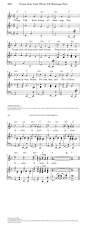 thanksgiving sheet music praise god from whom all blessings flow hymnary org