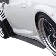 subaru brz black modified vari wide body kit 19pc zc6 for subaru brz 13 15 duraflex ebay