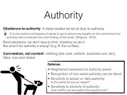 Blind Obedience To Authority Influence The Psychology Of Persuasion Cialdini