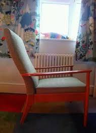 Ebay Armchair Vintage Retro Armchair Parker Knoll Fireside Chair Teak Danish