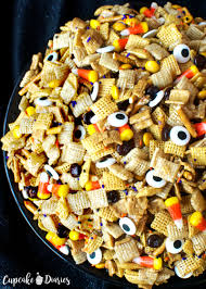 halloween chex treat 30 days of halloween 2016 day 1