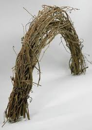 wedding arches made twigs outdoor wedding supplies