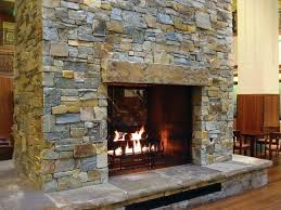 Stone Fireplace Kits Outdoor - indoor fireplace kit charming ideas outdoor stone fireplace kits