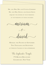 wedding invitations 1 i am my beloved bilingual tri fold wedding invitation custom