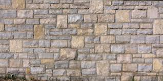 blue stone hudson valley gardens dry garden wall and pillars from