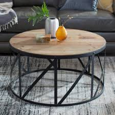 Industrial Style Coffee Table Distressed U0026 Industrial Style Coffee Tables Hayneedle