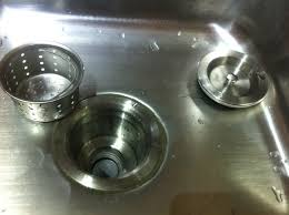 Kitchen Sink Drain Gasket by Kitchen Sinks Drop In Sink Drain Repair Circular Polished