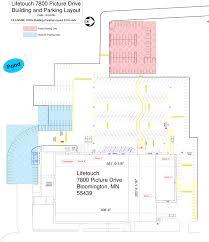 parking lot floor plan parking convergence convention