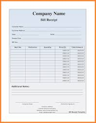 excel sales receipt template 5 food bill receipt formats letter bills receipt template financial statement form authorized signatures company stamp pictures boat of sale example blank lading free word excel business png