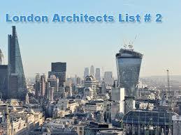 architecture practices london architect firms list page 2