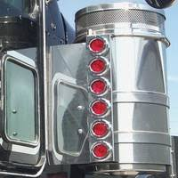 peterbilt air cleaner lights kenworth t800 breather air cleaner lights raney s truck parts