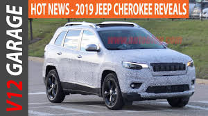 jeep sports car concept news 2019 jeep cherokee reveals concept youtube