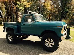 79 ford f150 4x4 for sale 1979 ford f 150 4x4 stepside box sharp for sale in