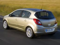 opel door opel corsa 5 door 2007 picture 29 of 41