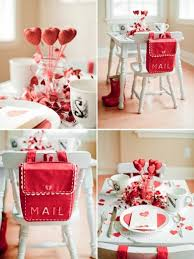 produce a romantic dinner by using easy valentine u0027s day table