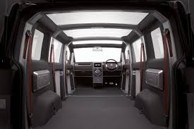 mitsubishi delica interior can mitsubishi return to north america with a small city van to