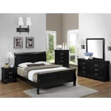 Louis Bedroom Furniture Bedroom Furniture Sets Mattresses For Less