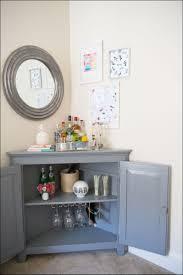 dining room fabulous corner bar table wine cabinet corner bar