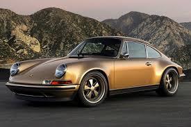 gold porsche 911 porsche 964 skunkworks rs 4 stuttgart screamers iconic