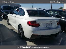 lexus san diego specials 2015 used bmw 2 series m235i at bmw of san diego serving san diego