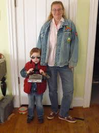 Marty Mcfly Costume Crafting A Cardboard Delorean I U0027m Not Stalking You