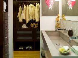 Small Bathroom Closet Ideas Starting A Bathroom Remodel Hgtv