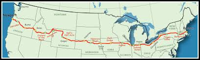 map us route 1 media information about the historic us route 20 association the