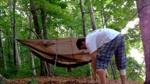 introducing the arc convertible hammock shelter youtube