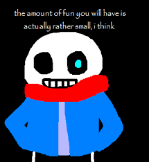 You Re Gonna Have A Bad Time Meme - sans meme hashtag images on tumblr gramunion tumblr explorer
